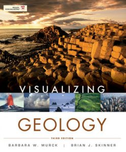 Test Bank for Visualizing Geology 3rd Edition Murck