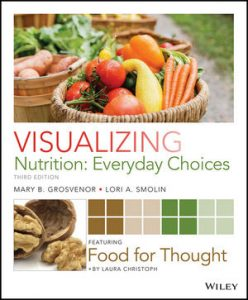 Test Bank for Visualizing Nutrition: Everyday Choices 3rd Edition Grosvenor
