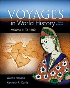 Test Bank for Voyages in World History Volume 1 3rd Edition Hansen