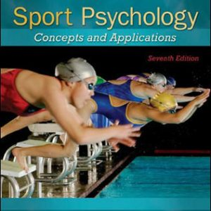 Test Bank for Sport Psychology: Concepts and Applications 7th Edition Cox