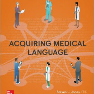 Solution Manual For Acquiring Medical Language 2nd Edition Jones