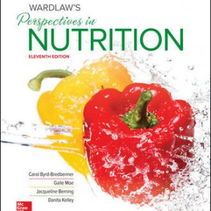 Test Bank for Wardlaw's Perspectives in Nutrition 11th Edition Bredbenner