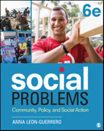Test Bank for Social Problems Community Policy and Social Action 6th Edition Leon-Guerrero