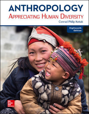Solution Manual for Anthropology: Appreciating Human Diversity 18th Edition Kottak