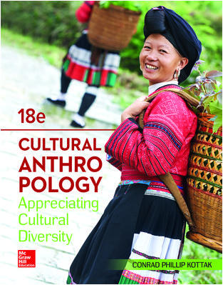 Solution Manual for Cultural Anthropology 18th Edition Kottak