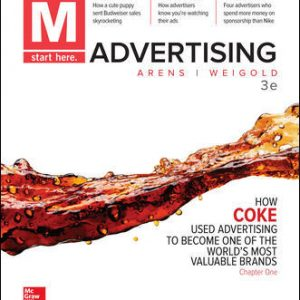 Solution Manual for M: Advertising 3rd Edition Arens
