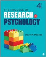 Solution Manual for The Process of Research in Psychology 4th Edition McBride