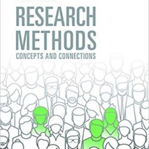 Test Bank for Research Methods Concepts and Connections 2nd Edition Passer