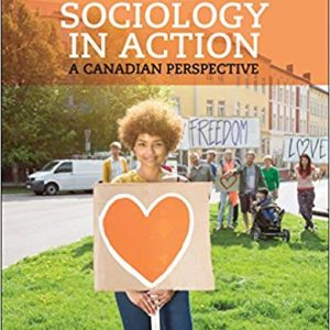 Test Bank for Sociology in Action 3rd Edition Symbaluk