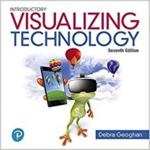 Test Bank for Visualizing Technology Introductory 7th Edition Geoghan