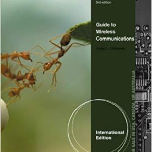 Test Bank for Wireless# Guide to Wireless Communications 3rd Edition Ciampa