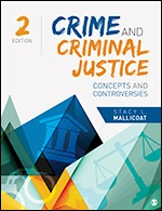 Test Bank for Crime and Criminal Justice Concepts and Controversies 2nd Edition Mallicoat