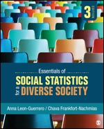 Test Bank for Essentials of Social Statistics for a Diverse Society 3rd Edition Leon-Guerrero