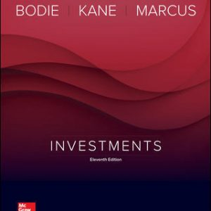 Test Bank for Investments 11th Edition Bodiea
