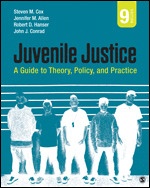 Test Bank for Juvenile Justice A Guide to Theory Policy and Practice 9th Edition Cox