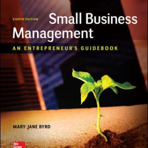 Test Bank for Small Business Management 8th Edition Byrd