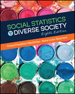 Test Bank for Social Statistics for a Diverse Society 8th Edition Frankfort-Nachmias