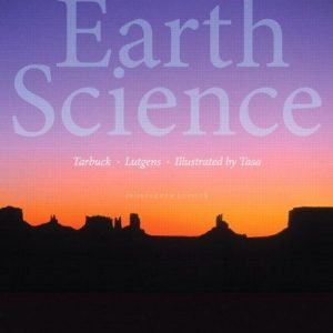 Test Bank for Earth Science 14th Edition Tarbuck