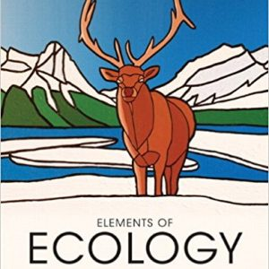 Test Bank for Elements of Ecology 1st Canadian Edition Smith