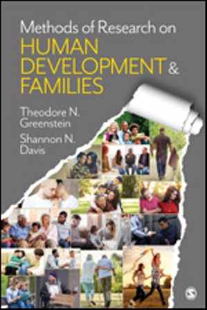 Test Bank for Methods of Research on Human Development and Families Greenstein