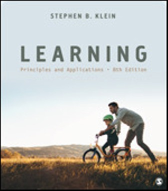 Test Bank for Learning Principles and Applications 8th Edition Klein