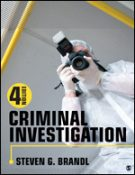 Test Bank for Criminal Investigation 4th Edition Brandl