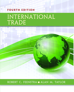 Test Bank for International Trade 4th Edition Feenstra