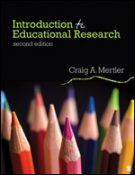 Test Bank for Introduction to Educational Research 2nd Edition A. Mertler