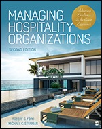 Test Bank for Managing Hospitality Organizations Achieving Excellence in the Guest Experience 2nd Edition Ford