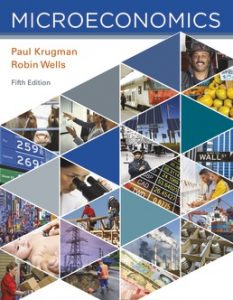 Test Bank for Microeconomics 5th Edition Krugman