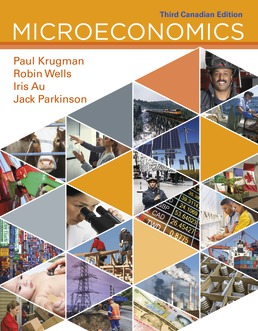 Test Bank for Microeconomics: Canadian Edition 3rd Edition Krugman