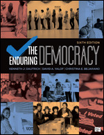 Test Bank for The Enduring Democracy 6th Edition J. Dautrich