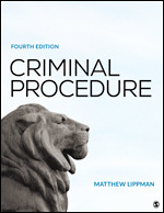 Test Bank for Criminal Procedure 4th Edition Lippman
