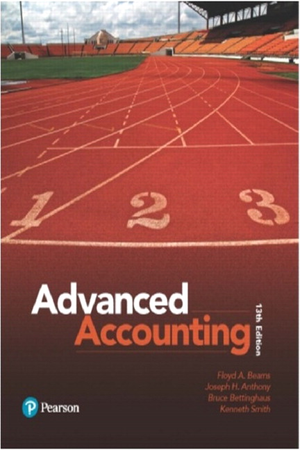 Solution Manual for Advanced Accounting 13th Edition Beams