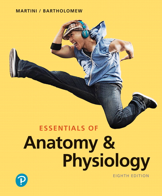 Solution Manual For Essentials of Anatomy and Physiology 8th Edition Martini