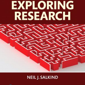 Solution Manual for Exploring Research Books a la Carte 9th Edition Salkind