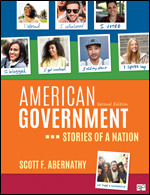 Test Bank for American Government Stories of a Nation 2nd Edition Abernathy