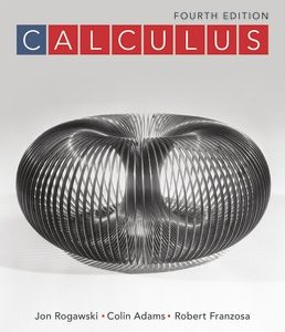 Test Bank for Calculus 4th Edition Rogawski