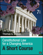 Test Bank for Constitutional Law for a Changing America A Short Course 7th Edition Epstein