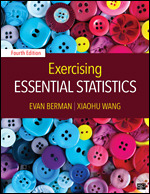 Test Bank for Exercising Essential Statistics 4th Edition Berman
