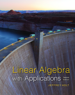 Test Bank for Linear Algebra with Applications 2nd Edition Holt