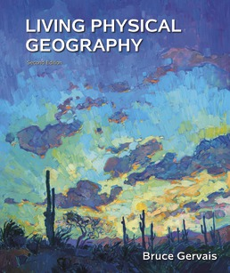 Test Bank for Living Physical Geography 2nd Edition Gervais