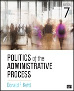 Test Bank for Politics of the Administrative Process 7th Edition Kettl