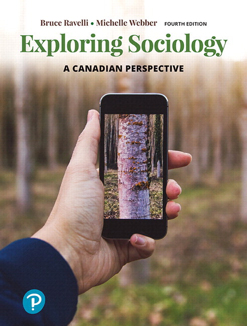 Test Bank for Exploring Sociology: A Canadian Perspective 4th Edition Ravelli