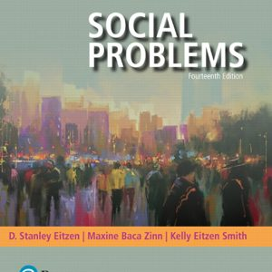 Test Bank for Social Problems 14th Edition Eitzen