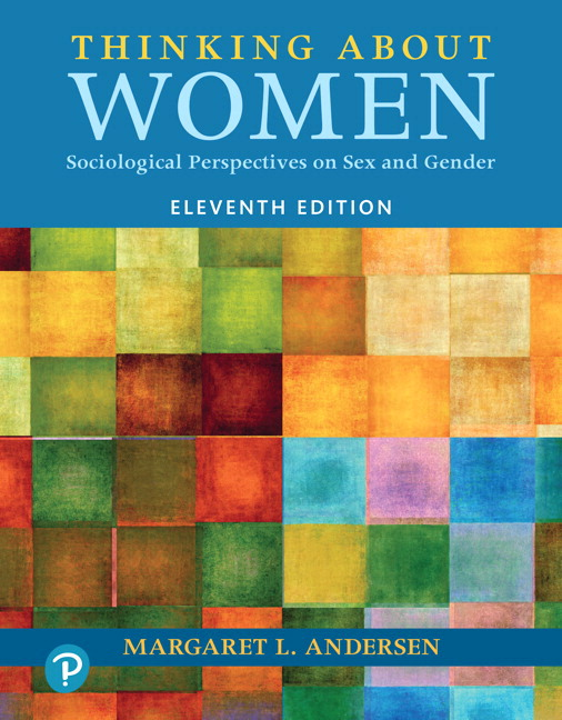 Test Bank for Thinking About Women 11th Edition Andersen