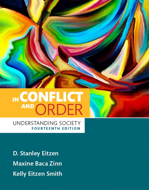 Test Bank for In Conflict and Order: Understanding Society 14th Edition Eitzen